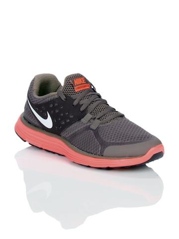 Nike Women Lunarswift +3 Olive Sports Shoes