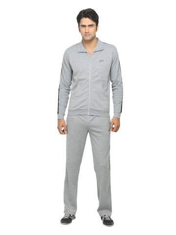 Proline Men Grey Tracksuit