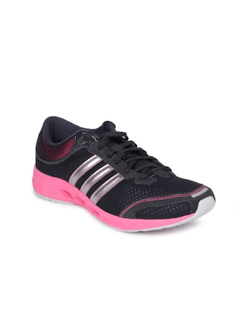 Adidas Women Navy Blue Sports Shoes