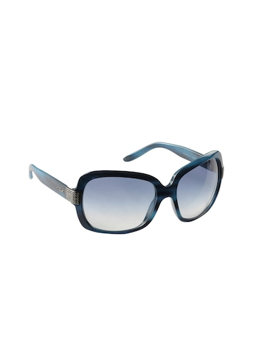 Vogue Women Blue Sunglasses