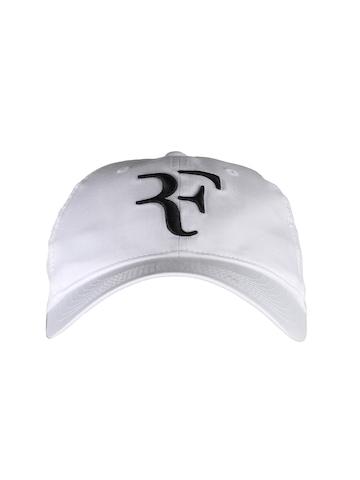 Nike Men White Cap