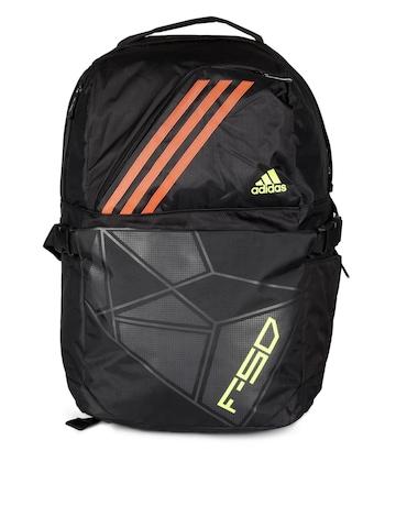 Adidas Unisex Black Backpack