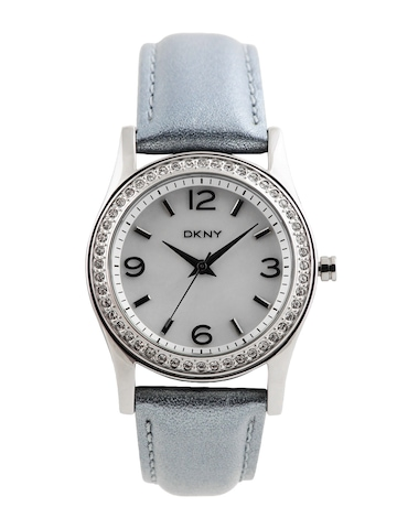 DKNY Women White Dial Analog Watch