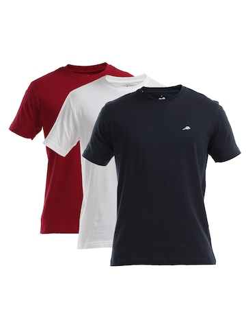 2go Active Gear USA Men Pack of Three T-shirts