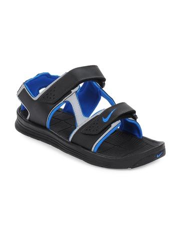 Nike Men Black Urbanfloat Sandals