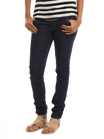 Jealous 21 Women Blue Hip Fit Jeans