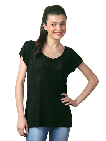 ONLY Women Black Top