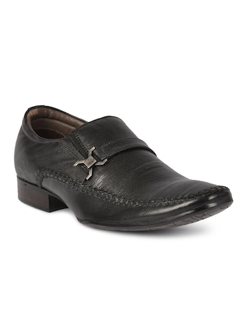 Provogue Men Formal Black Formal Shoes