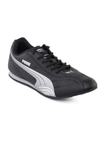 Puma Men Black Wirko Shoes