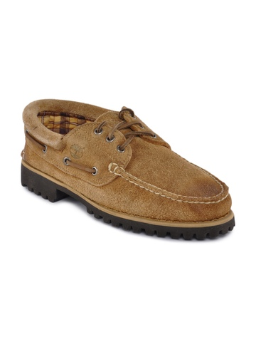 Timberland Men Brown Casual Shoes