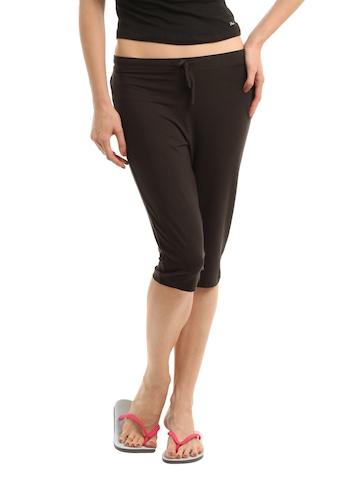 Inaya Women Brown Lounge Shorts