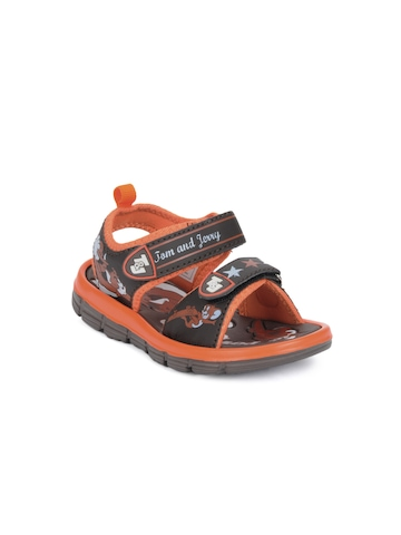 Warner Bros Kids Unisex Brown sandals