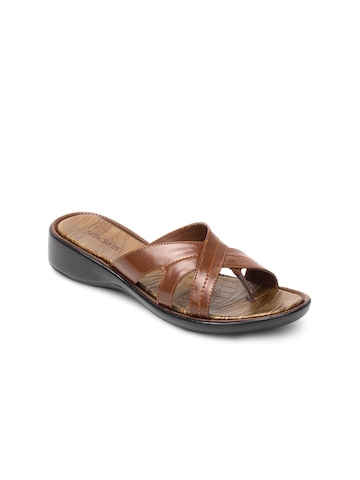 Senorita Women Brown Sandals