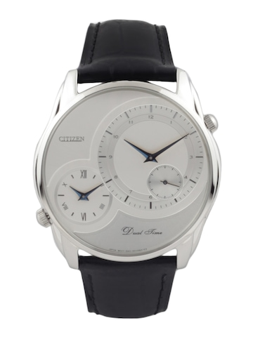 Citizen Men Silver Dial Watch