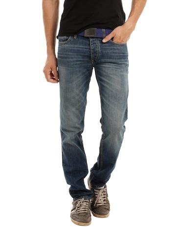 Jack & Jones Men Blue Jeans