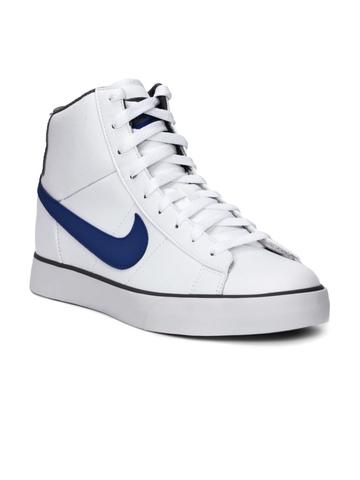 Nike Men Sweet Classic High White Shoes