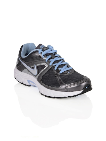 Nike Women Dart 9 MSL Grey Sports Shoes