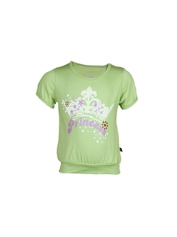 Doodle Girl's Princess Lime Kidswear