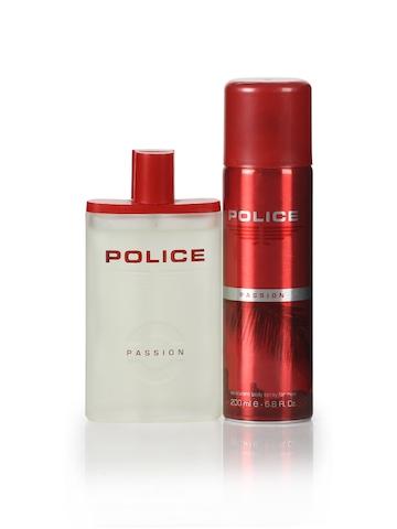 Police Passion Men Fragrance Gift Set
