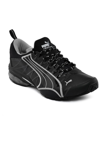 Puma Men Voltaic WP Black Sports Shoe