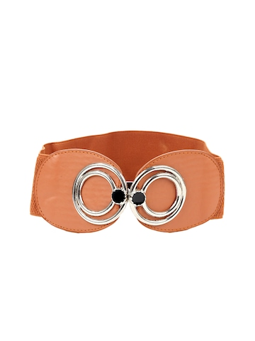 Stoln Women Brown Belt