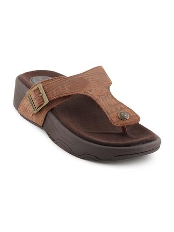 Skechers Women Tone-Ups Brown Sandals