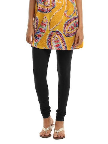 Vishudh Black Leggings