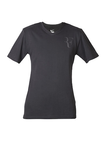 Nike Men Grey RF Tee T-shirt
