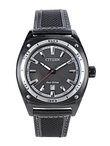 Citizen Men Black Eco-Drive Watch