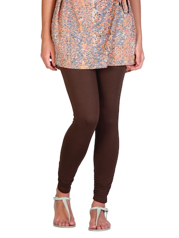 Femella Women Brown Leggings