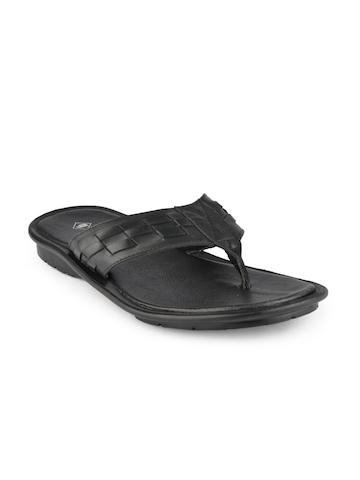 Ganuchi Men Black Sandal