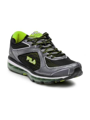 Fila Men Black Flow Verve Sports Shoes
