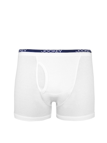 Jockey Men white Boxer