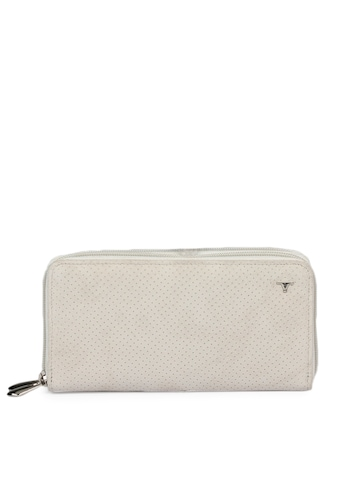 Bulchee Women White Wallet Clutch