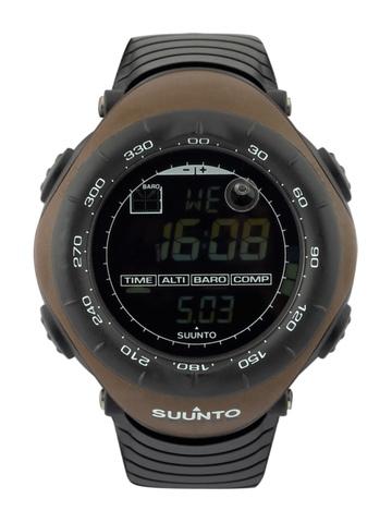 Suunto Vector Coyote Brown Watch