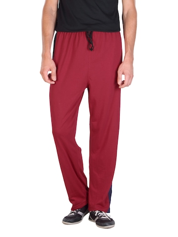 2go Active Gear USA Men Red Bjorn Track Pants