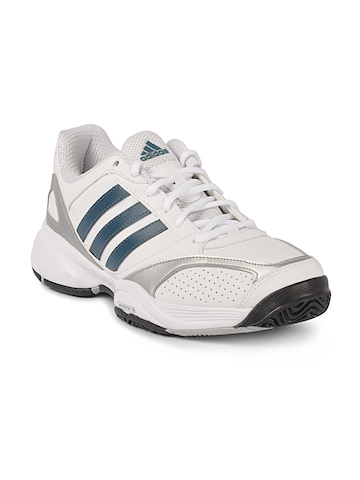 Adidas Men Court Switch White Sports Shoes