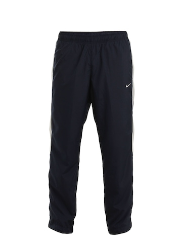 Nike Men Blue Track Pants