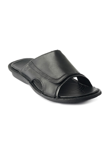 Clarks Men Vine Fall Black Sandal