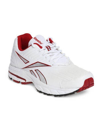 Reebok Men White Athlete Sports Shoes