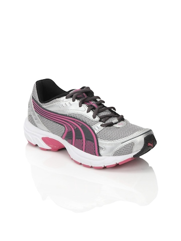 Puma Women Grey Axis Sports Shoes
