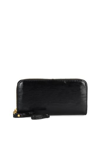ToniQ Women Black Wallet