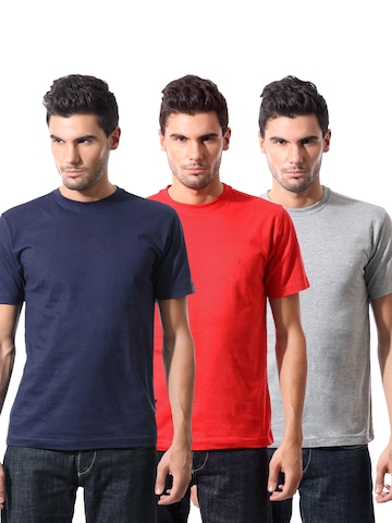Campbell Men Pack of 3 T-shirt
