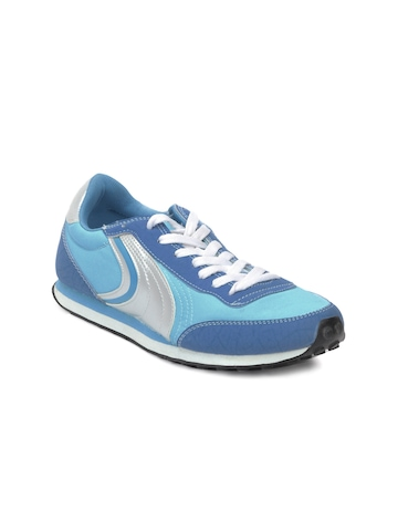 Spinn Women Alliance Blue Sports Shoes