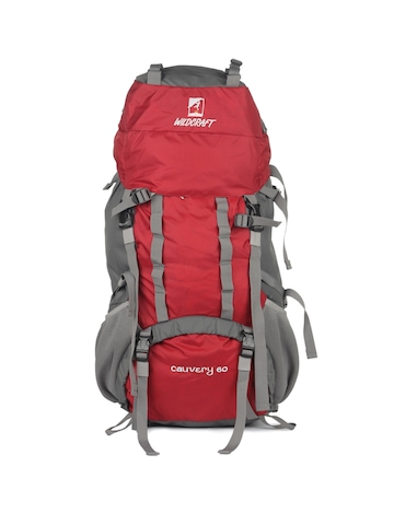Wildcraft Unisex Red Rucksack