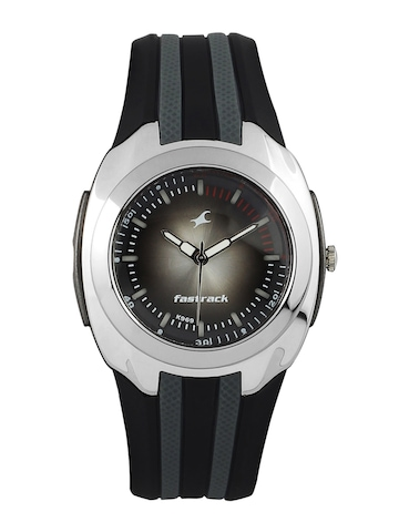 Fastrack Men Grey Dial Watch