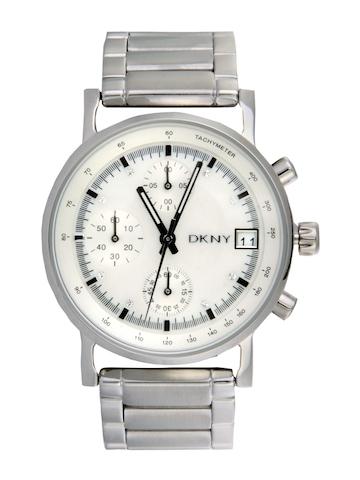 DKNY Women White Dial Chronograph Watch NY4331