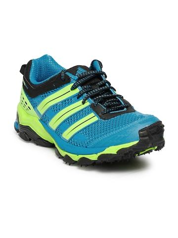 Adidas Blue Resp Trail 18 M Sports Shoe