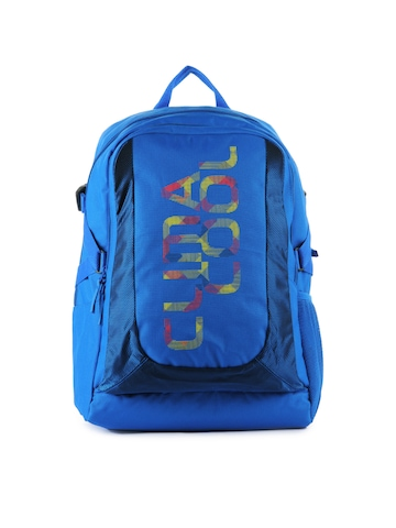 Adidas Unisex Clima Graphic Blue Backpack