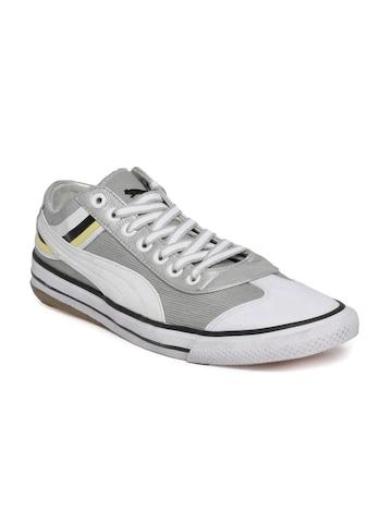 Puma Men 917 SL Graphic Grey Casual Shoes